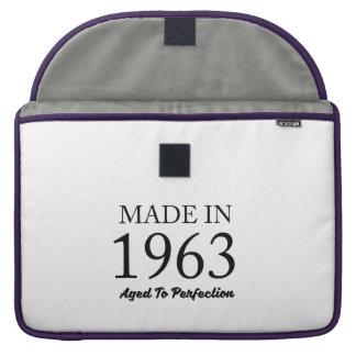 Bolsa Para MacBook Pro Feito em 1963