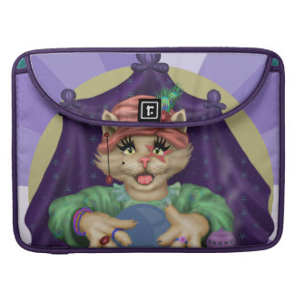 "Bolsa Para MacBook Pro Luva 15"" de Macbook do rickshaw do CAT de TAROT"