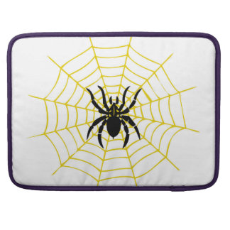 "Bolsa Para MacBook Pro Macbook pro 15"" cobweb da aranha"