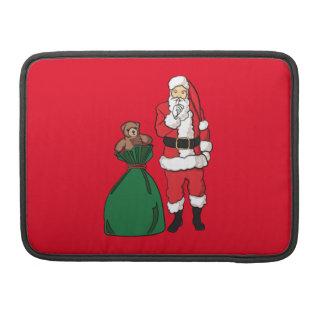 Bolsa Para MacBook Pro Natal Papai Noel