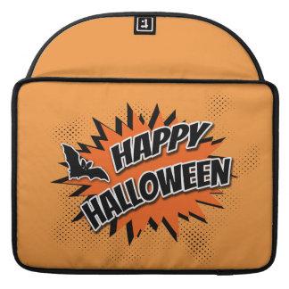 Bolsa Para MacBook Pro O Dia das Bruxas feliz