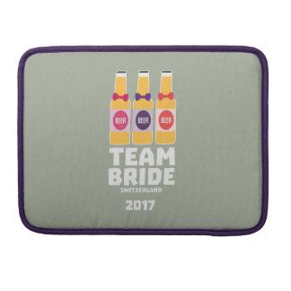 Bolsa Para MacBook Pro Suiça da noiva da equipe 2017 Ztd9s