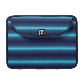 Bolsa Para MacBook Pro Tons do mar