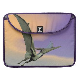 Bolsa Para MacBook Vôo do dinossauro de Pteranodon - 3D rendem