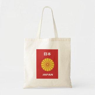 Bolsa Tote - 日本 - suporte japonês japão do passaporte do 日本人,