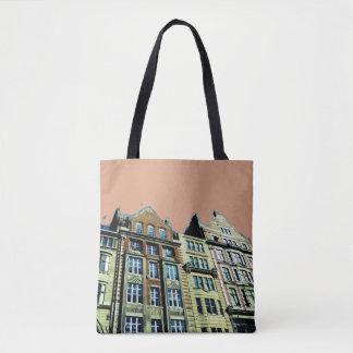 Bolsa Tote 156 - sacola do desenhista - Londres