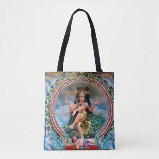 Bolsa Tote 20 - Sacola do desenhista - buddha hindu