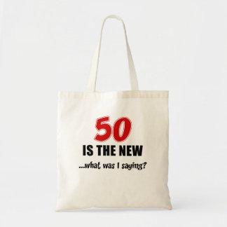Bolsa Tote 50 é o novo… Que eu dizia? Sacola