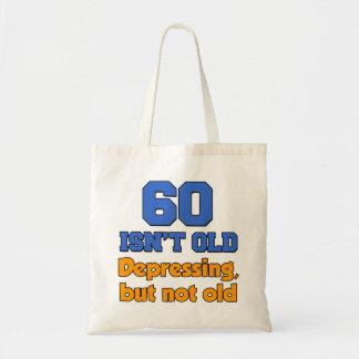 Bolsa Tote 60 não é a sacola velha