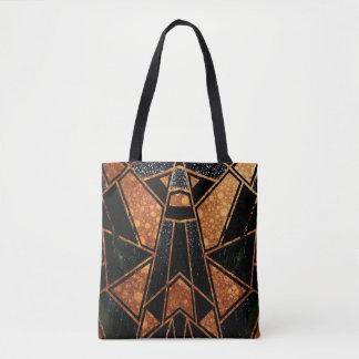 Bolsa Tote #856 geométrico