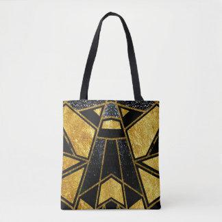 Bolsa Tote #929 geométrico