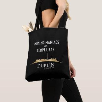 Bolsa Tote A alta tensão/bolsa de Dublin com esperança