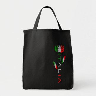 Bolsa Tote A bandeira de Italia aumentou