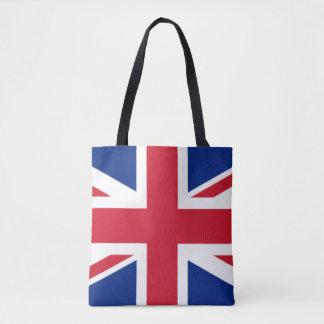 Bolsa Tote A bandeira do Reino Unido