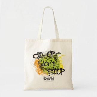 Bolsa Tote A capoeira não para a sacola