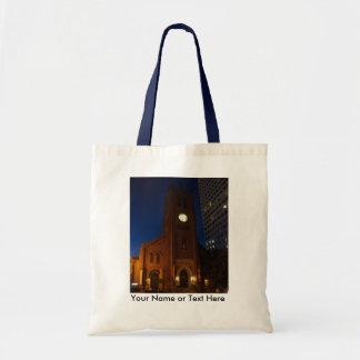 Bolsa Tote A catedral de St Mary velho personaliza a sacola