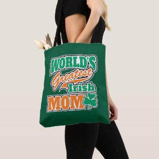 Bolsa Tote A grande mamã irlandesa do mundo
