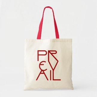 Bolsa Tote A guerra profética espiritual cristã PREVALECE