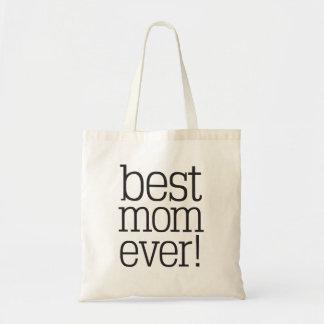 Bolsa Tote A melhor sacola da mamã nunca