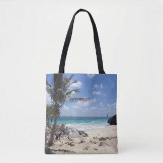 Bolsa Tote À praia!