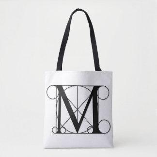 Bolsa Tote A proporção divina - M
