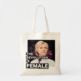 Bolsa Tote A revolução é fêmea