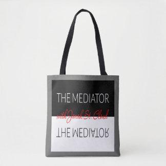 Bolsa Tote A sacola do mediador