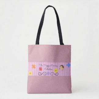 Bolsa Tote A sacola feliz da coleção das mamães