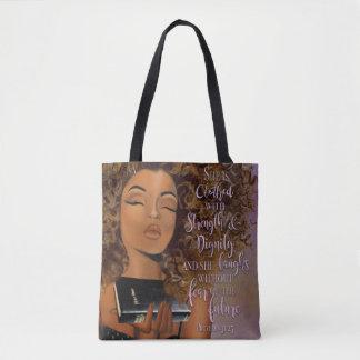 Bolsa Tote A sacola virtuoso da mulher