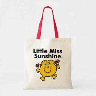 Bolsa Tote A senhorita pequena pequena Luz do sol da