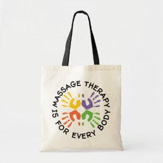 Bolsa Tote A terapia da massagem é para cada saco para o tran