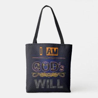 Bolsa Tote A vontade do deus