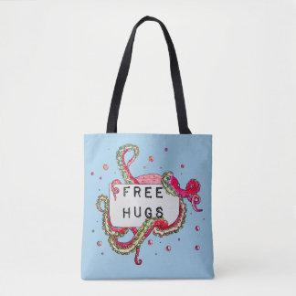 Bolsa Tote abraços livres