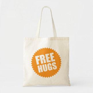 Bolsa Tote Abraços livres de luxe