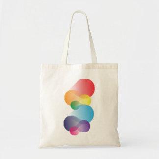 Bolsa Tote Abstracção colorida