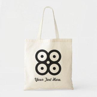Bolsa Tote ACOPLE o símbolo de MASIE | da sabedoria,