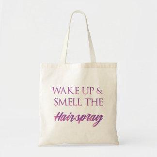 Bolsa Tote Acorde & cheire o saco da laca