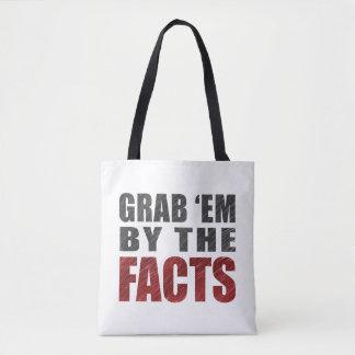 Bolsa Tote Agarre-os pelos fatos que a sacola | resiste o