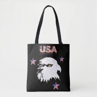 Bolsa Tote Águia americana