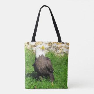 Bolsa Tote Águia americana - sacola