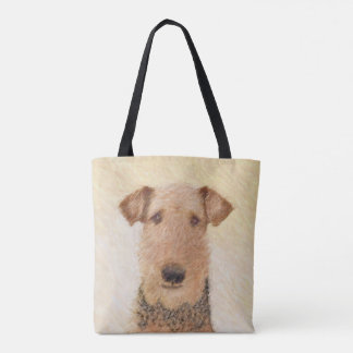 Bolsa Tote Airedale Terrier