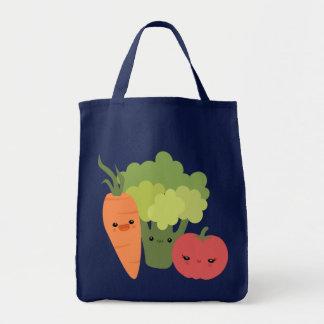Bolsa Tote Amigos do vegetariano