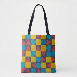 Bolsa Tote Amo/costume toda sobre - imprima a sacola