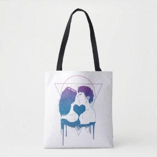 Bolsa Tote Amor cósmico II
