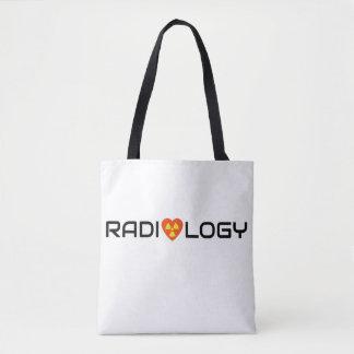 Bolsa Tote Amor da radiologia