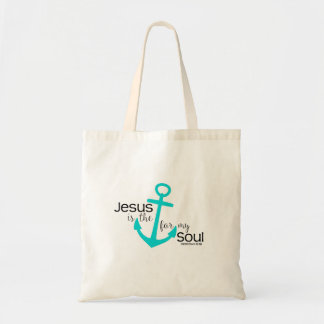 Bolsa Tote âncora para minha alma