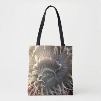 Bolsa Tote Anêmona de mar