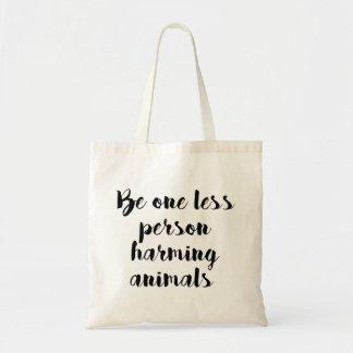 Bolsa Tote Animal amigável