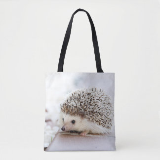 Bolsa Tote Animal bonito do ouriço do bebê