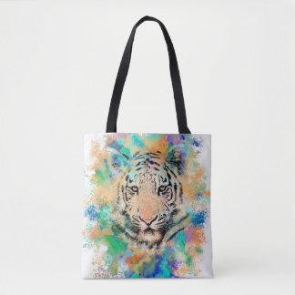 Bolsa Tote Animal selvagem do tigre 3